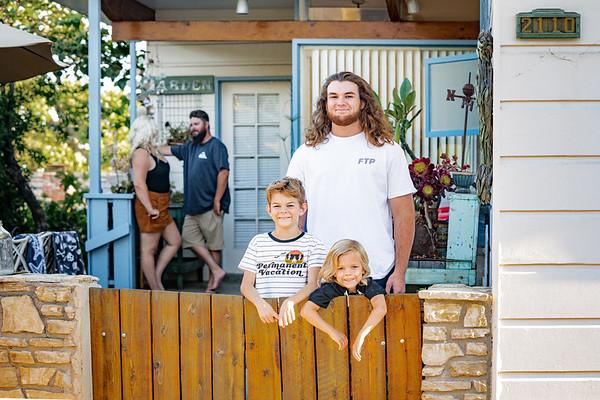 Quarantine, Family 5