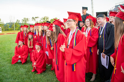 SVHS 2021 Graduation