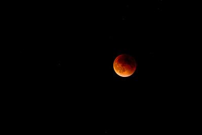 Blood Moon Sept 2015