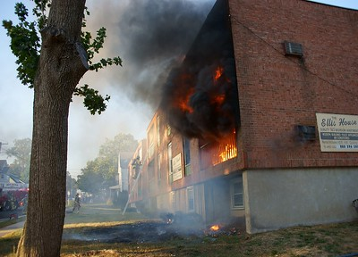 2 Alarm Building Fire - 377 Stanley St, New Britain, CT - 9/28/20
