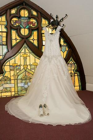 Wedding of Hannah and Matthew