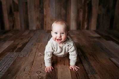 William 8 Months