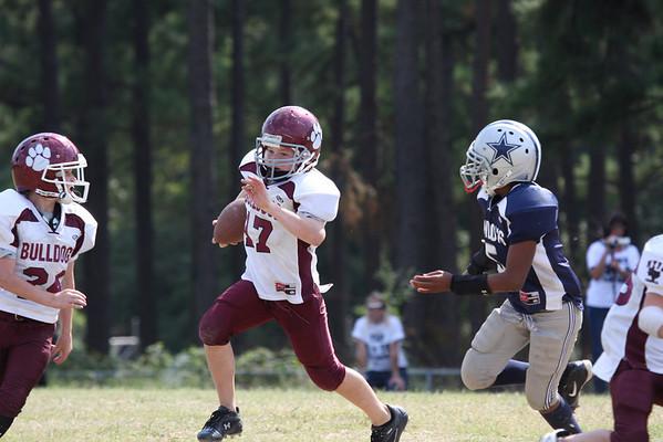 Bulldogs vs Cowboys - 2008