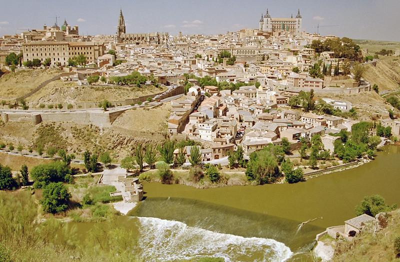Toledo, Spain (May 2003)