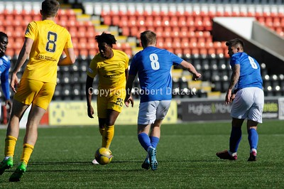 Airdrieonians v Queen of the South (1.0) 26 9 20