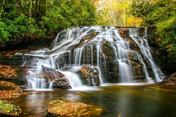 White Owl Falls, NC