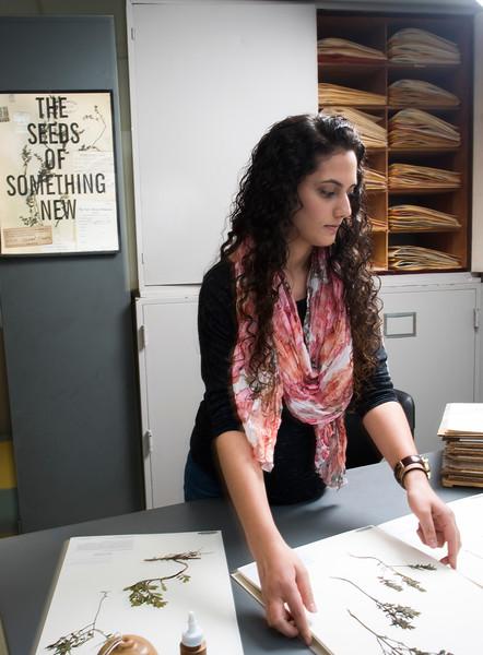Maryam Sedaghatpour, Environmental Science