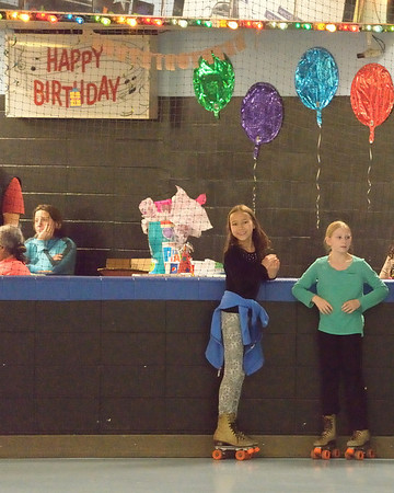 Caroline's Tenth Birthday