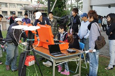 20101122 八大蝴蝶姊姊電視節目外景