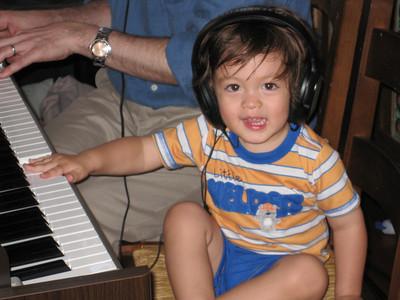 Dylan--June 2008