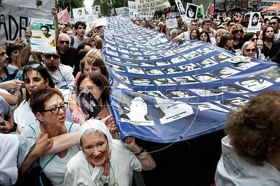 24M - Dia de la Memoria, por la Verdad y la Justicia