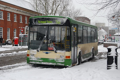 Brentwood's buses - Imperial