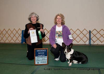 Winners - OB Saturday, November 28, 2009