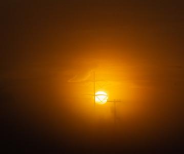 "San Diego Sun Rise 1/24/20 ""AKA"" Sparkly Hat"