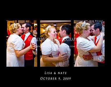 Lisa & Nate - 09 Oct 2009
