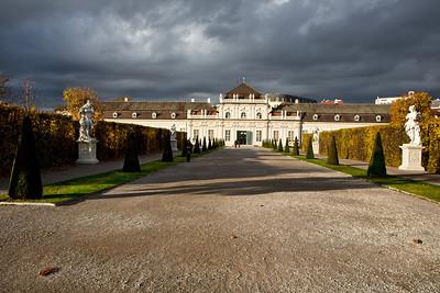 Belvedere, Vienna  2012