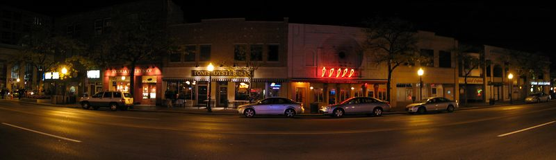 Royal Oak Night Panoramics