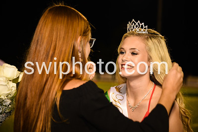 18-10-12_Homecoming Court at Halftime