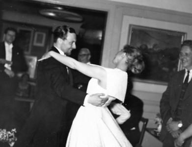 Ulla-Brittas og Skjolds Bryllup 1956