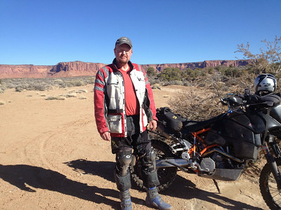 White Rim Trail with Jim - 2014