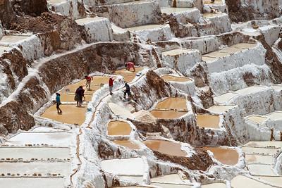 Inca sites north of Cusco (Oct 2010)