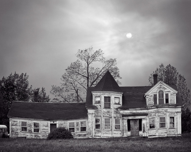 Old House [Searsport, ME]