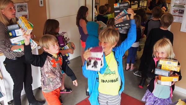 Pioneer Montessori Lower Elementary