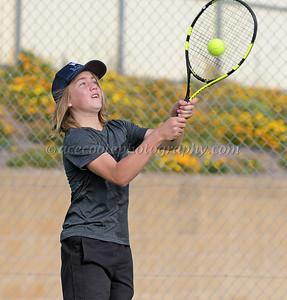 Junior Tennis  10/11/2017