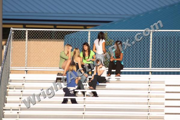 2009 09 02 Freshman Game vs. Troy Athens