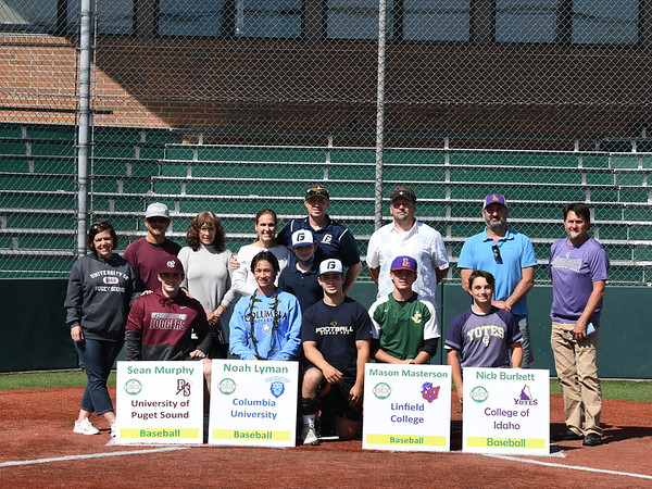 2021-05-05 College Signing Day