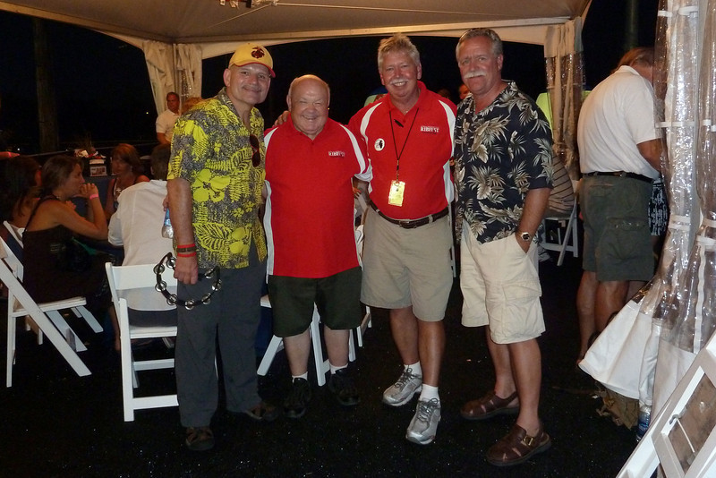 Dave, Mayor Pradle, Marty & Chuck.jpg