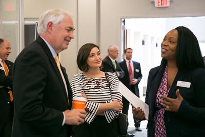 2017 Mercer Innovation Center News Conference