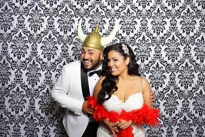 Photo Booth - Anais & Antonio's Wedding