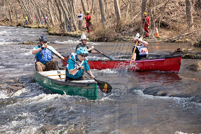 Hockanum River Canoe Race 2019