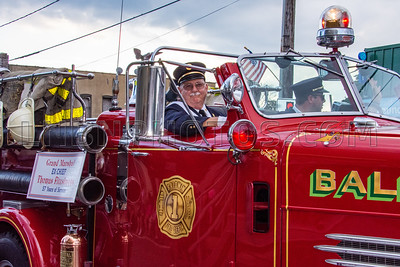 Baldwin Fire Department 125th Anniversary Parade 08-14-2021