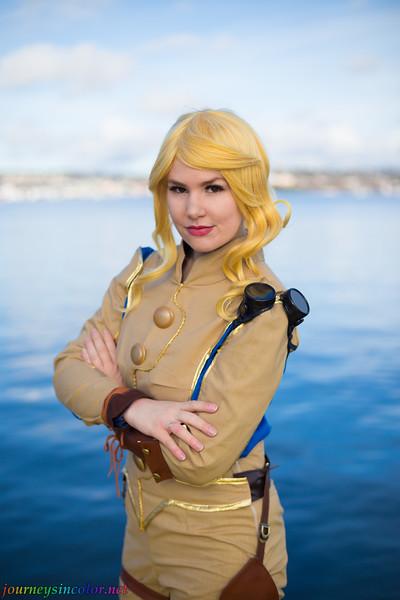 Hanna, Ship's Navigator (2016)