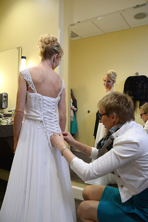 Rachel and Tony Wedding 19 April 2013