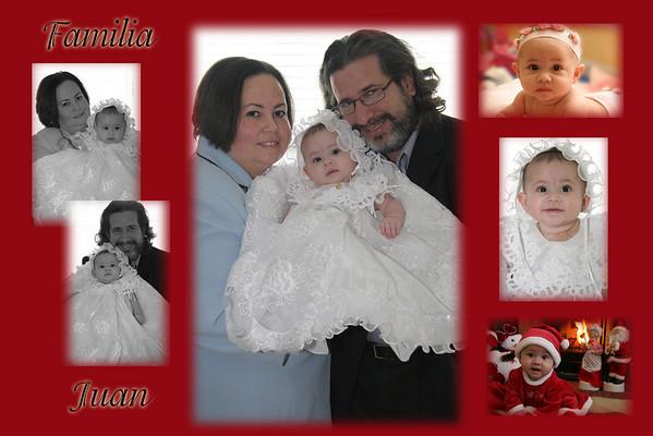 Jocelyn Baptism 2008