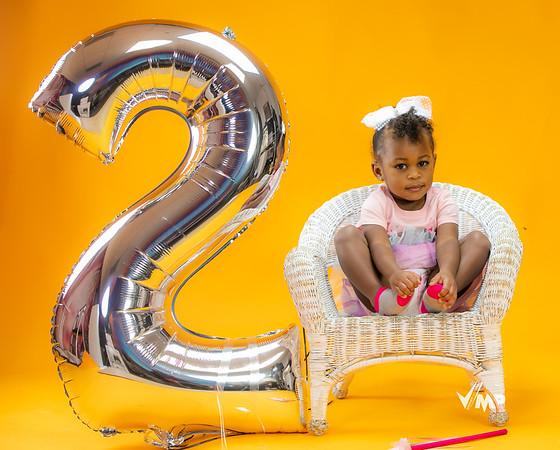 Jamecia Square Baby