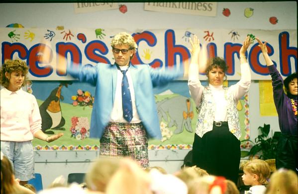 1990's Children's Ministry