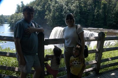 Trip to Tahquamenon Falls 2009