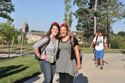 Fall 2012 ~ First Week of Classes
