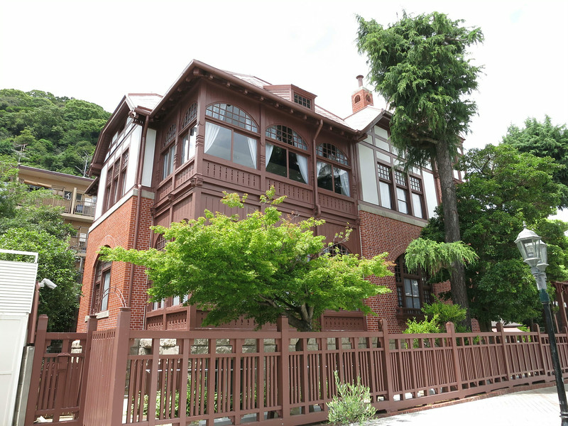 The Weathercock House (1909) is 891 sq. meters