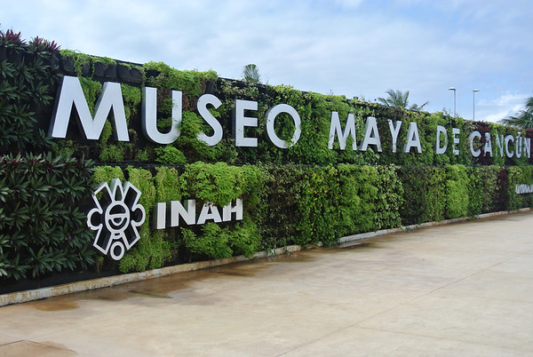 2013 Cancun Mayan Museum