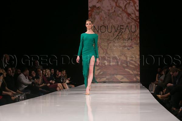 LA Fashion Week - Nouveau Riche