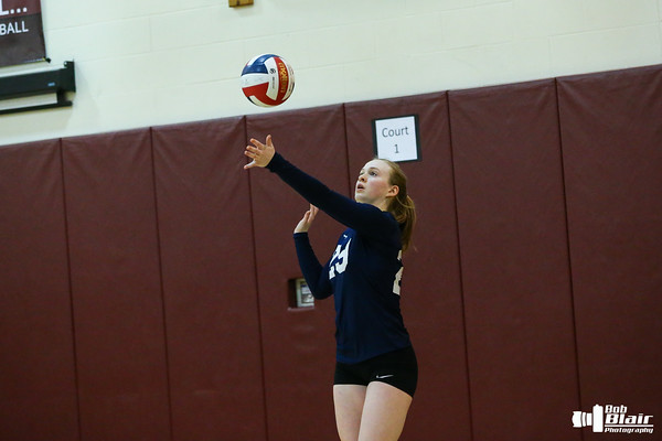 Lakers Volleyball  02-18-18