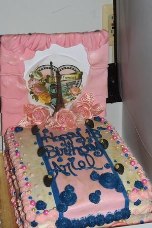 Ariel's Prom 6/2/18