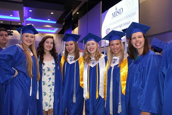 2016 Summit High School Graduation