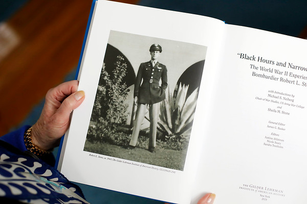 Robert Stone's Letters from World War II-111419