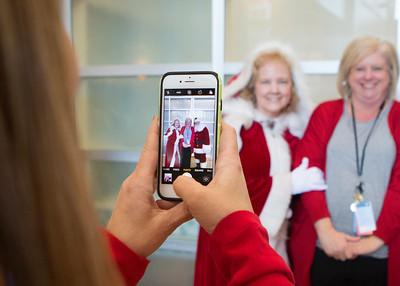 2018 Santa Visits Team Members